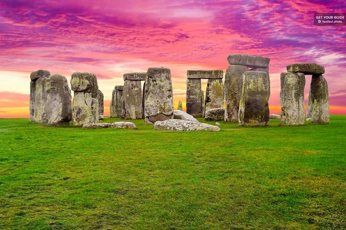 London day trip to Stonhenge