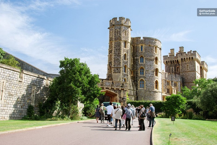 London day trip to Windsor