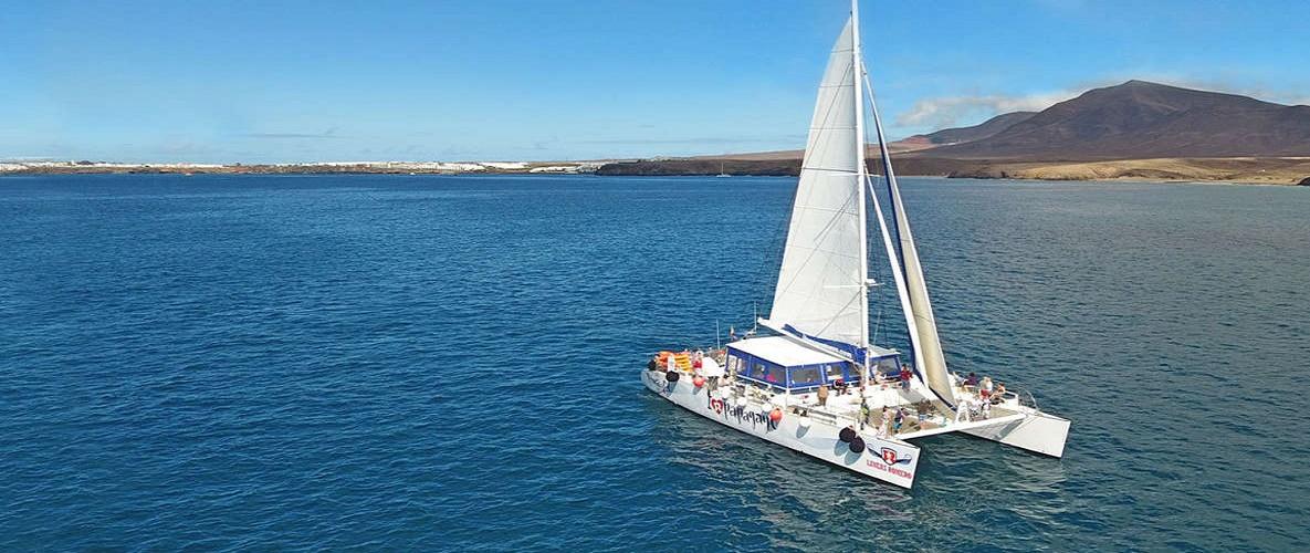 Luxury Catamaran Cruise to the Papagayo Beaches
