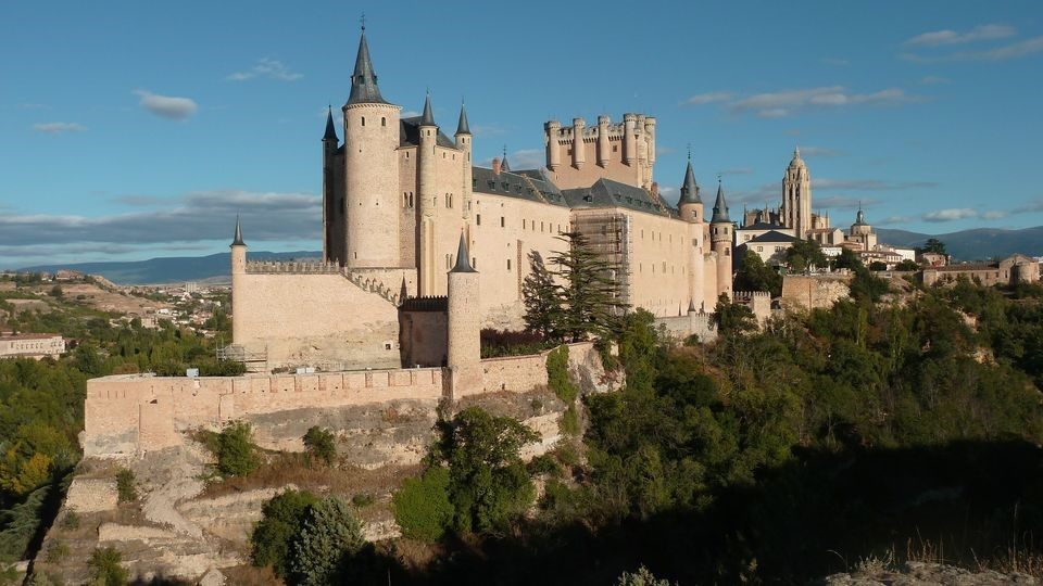 Madrid day trip to Segovia