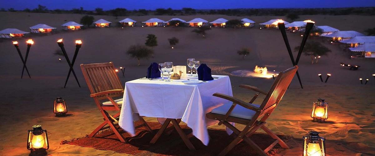Magical Private Dinner in Marrakech Desert
