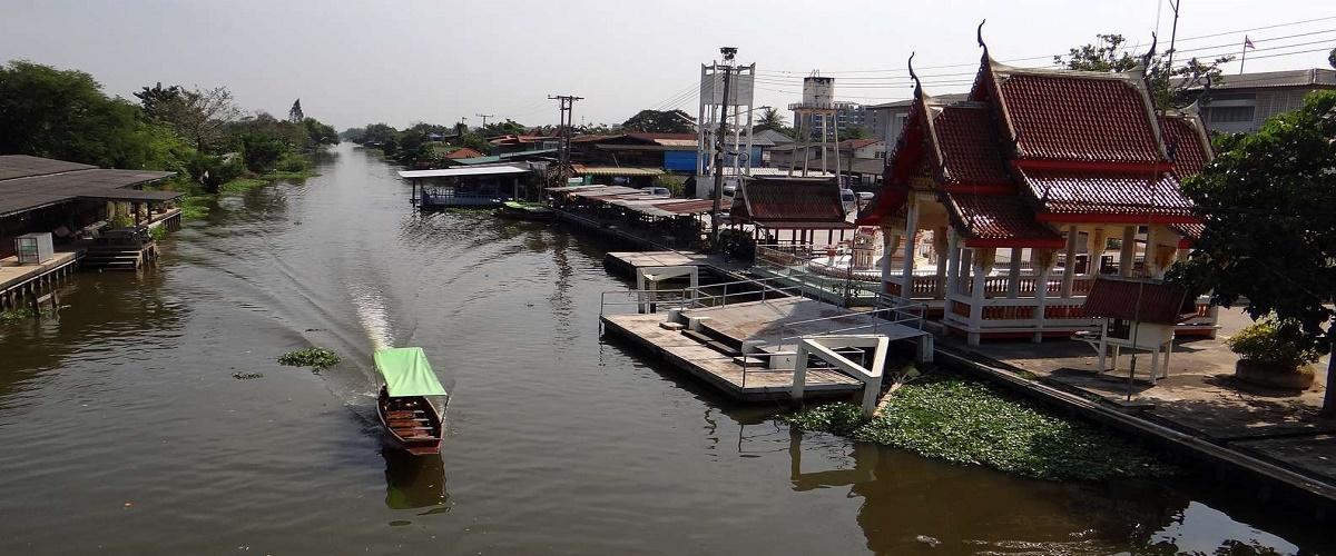 Mahasawat Canal - Rural Farm Tour