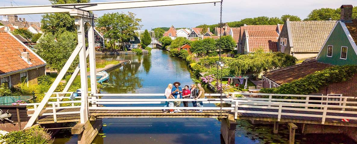amsterdam. 'day trip to 'Marken