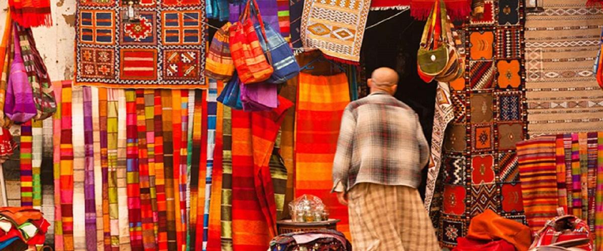 Marrakech 3-hour Colourful Souks tour