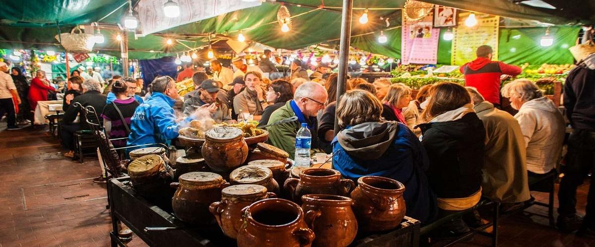 Marrakech Food Tour by Bike