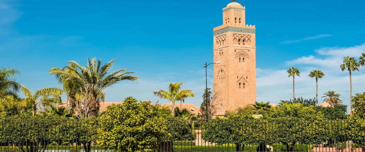 Marrakech Medina Walking Tour