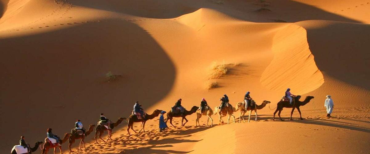 Marrakech to Fez 3-4 Day Tour