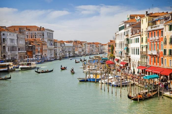 Milan day trip to Venice