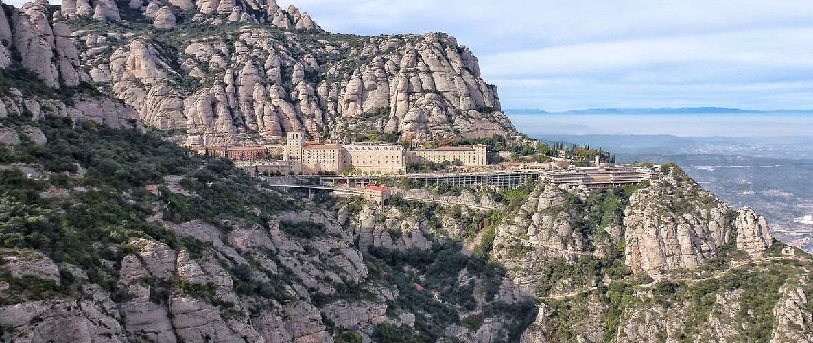 barcelona. 'day trip to 'Montserrat
