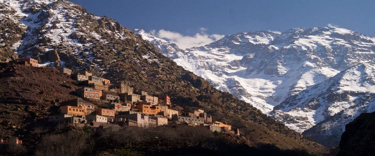 Mount Toubkal from Marrakech Hike