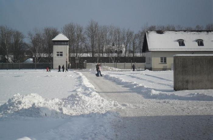Munich day trip to Dachau Memorial Site