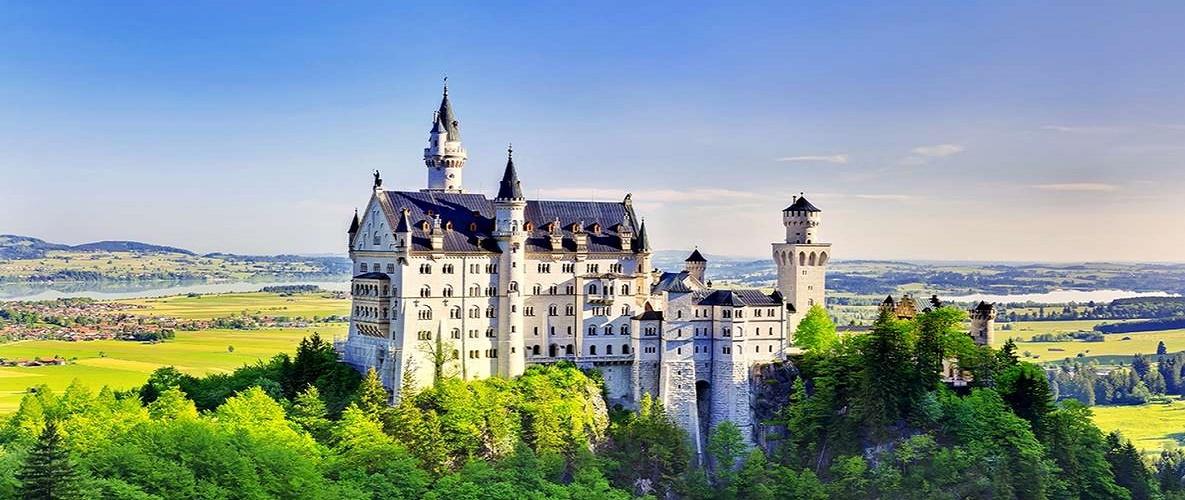 munich. 'day trip to 'Neuschwanstein Castle