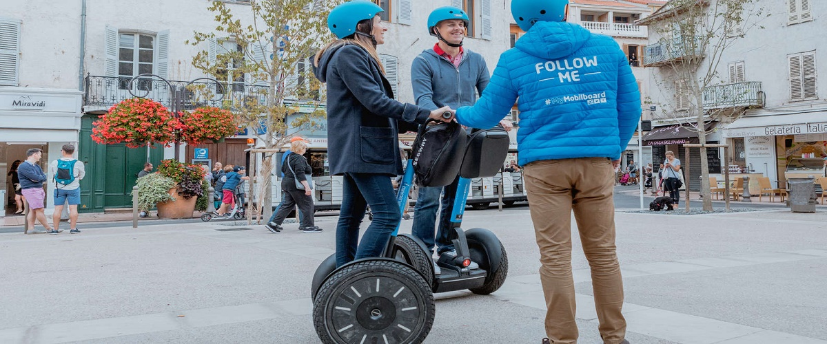 Nice Private Segway Tour