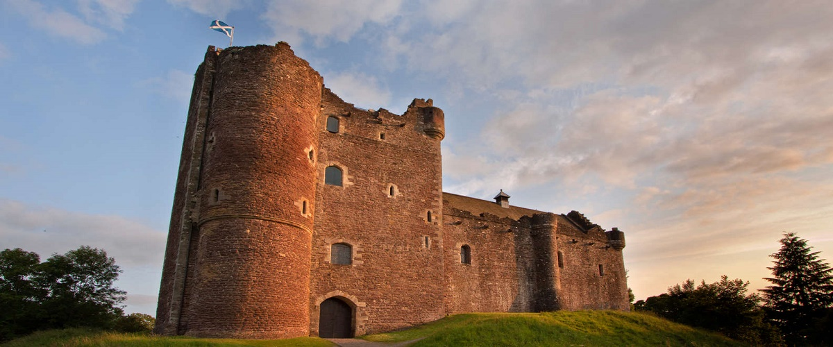 Outlander Day Tour from Glasgow