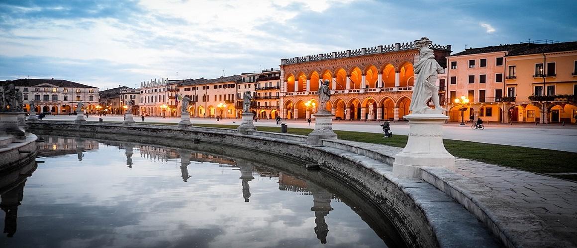 venice. 'day trip to 'Padua
