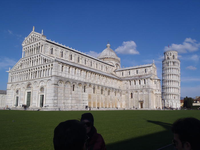 Pisa and Leaning Tower half-day trip from Florence