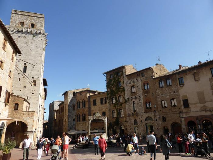 Pisa, Siena, and San Gimignano day-trip from Florence including lunch