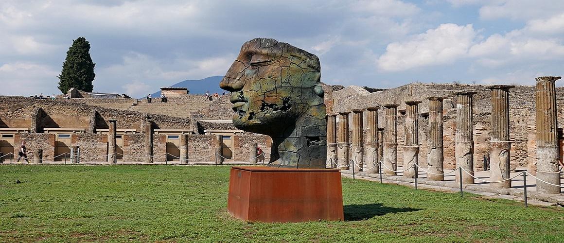 rome. 'day trip to 'Pompeii