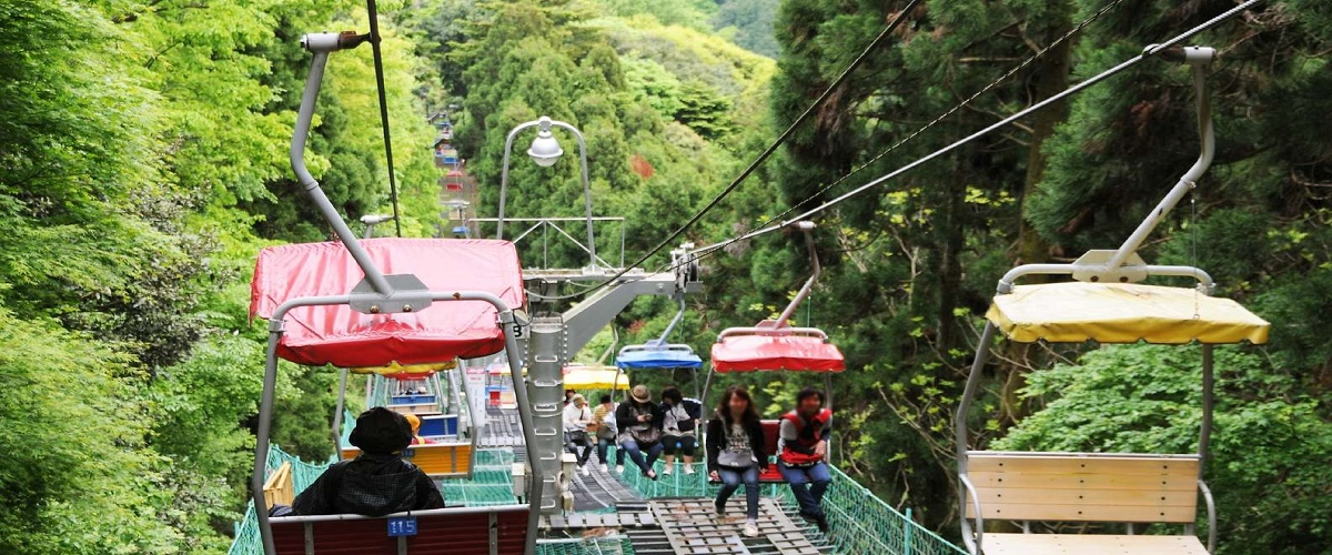 Private Mount Takao Hiking Tour from Tokyo