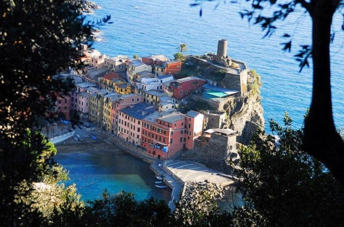 Rome day trip to Cinque Terre