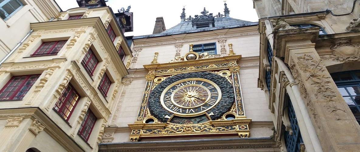 paris. 'day trip to 'Rouen