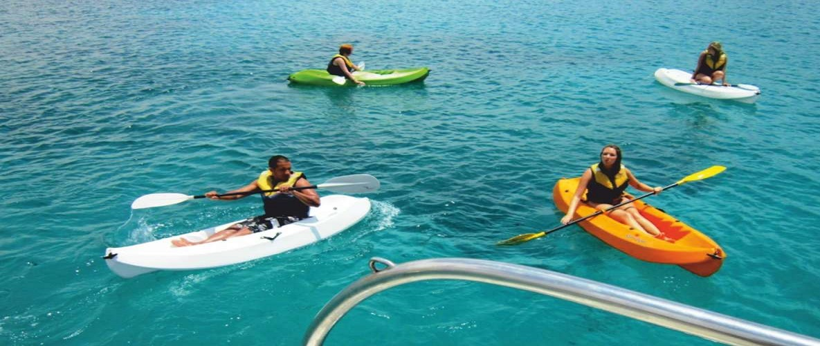 Sailing trip to Graciosa from Lanzarote