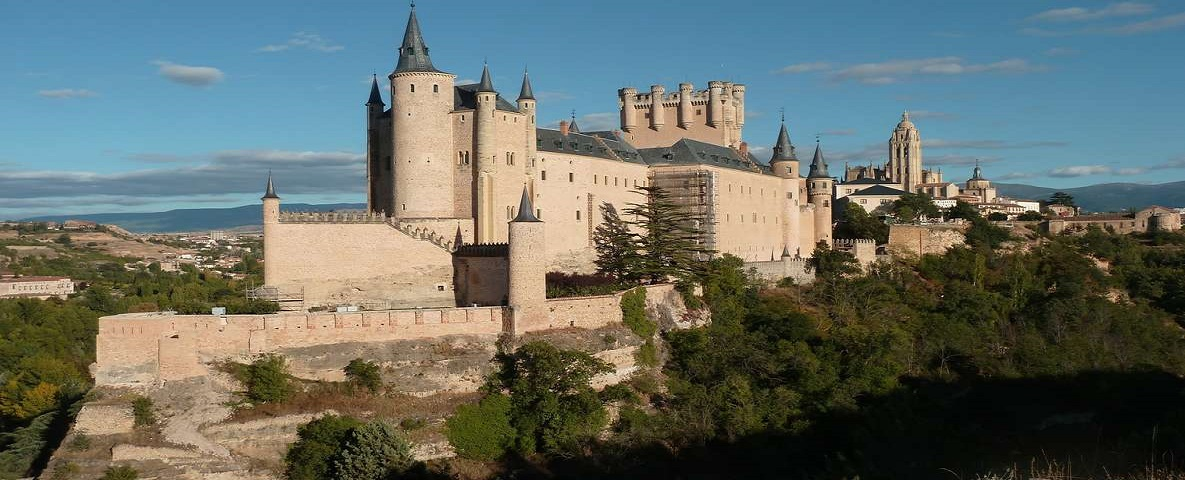 madrid. 'day trip to 'Segovia