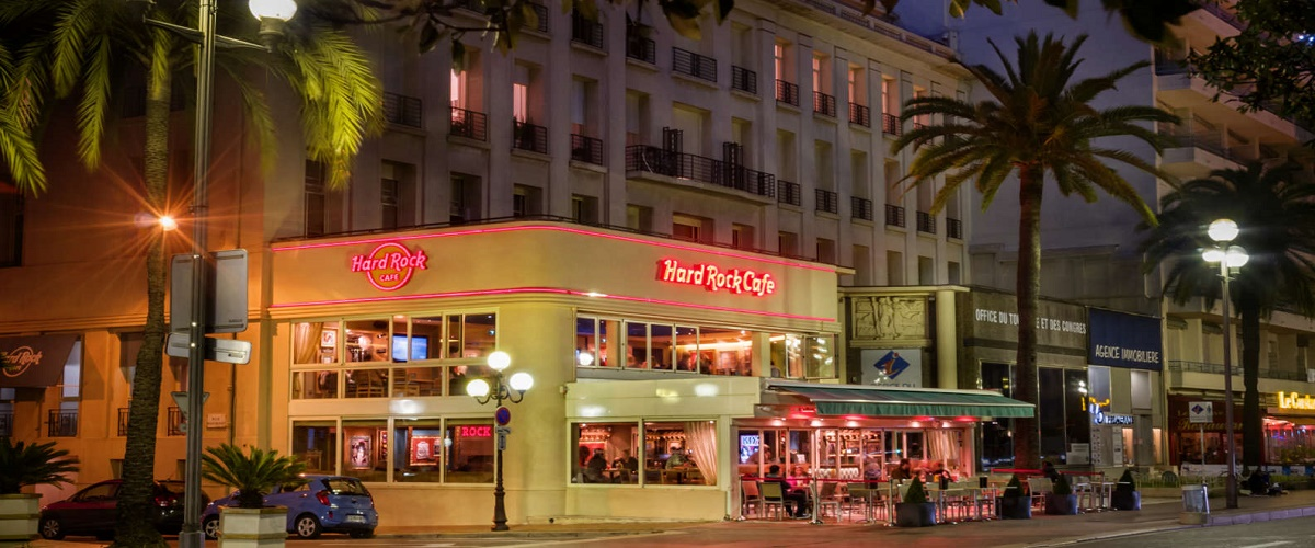 Skip the Line: Hard Rock Cafe Nice Including Meal