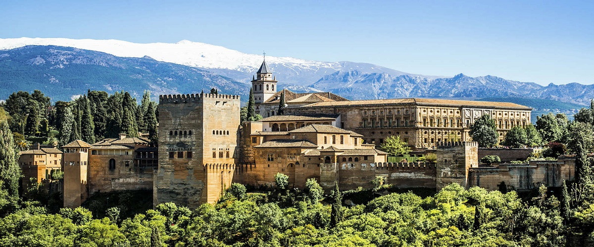 Small Group Guided Tour of the Alhambra from Seville