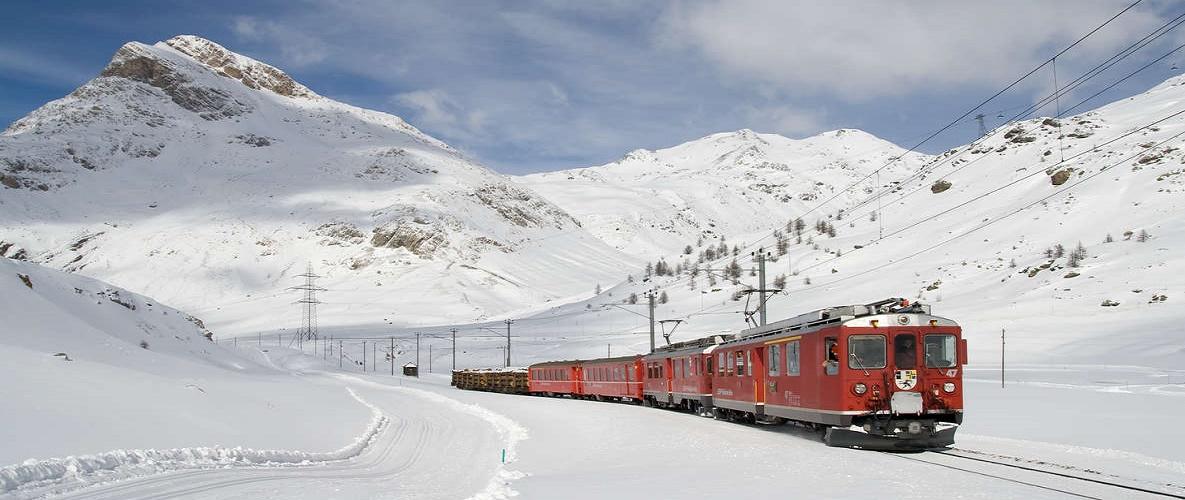 milan. 'day trip to 'St. Moritz