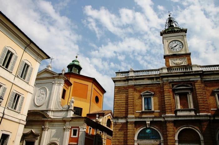 Venice day trip to Ravenna