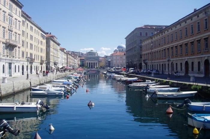 Venice day trip to Trieste