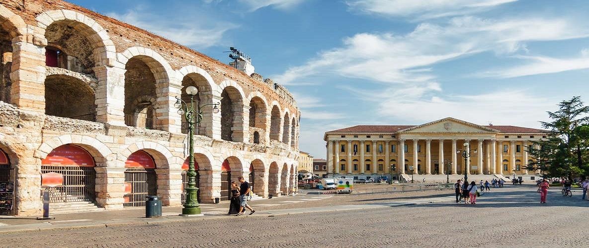 venice. 'day trip to 'Verona