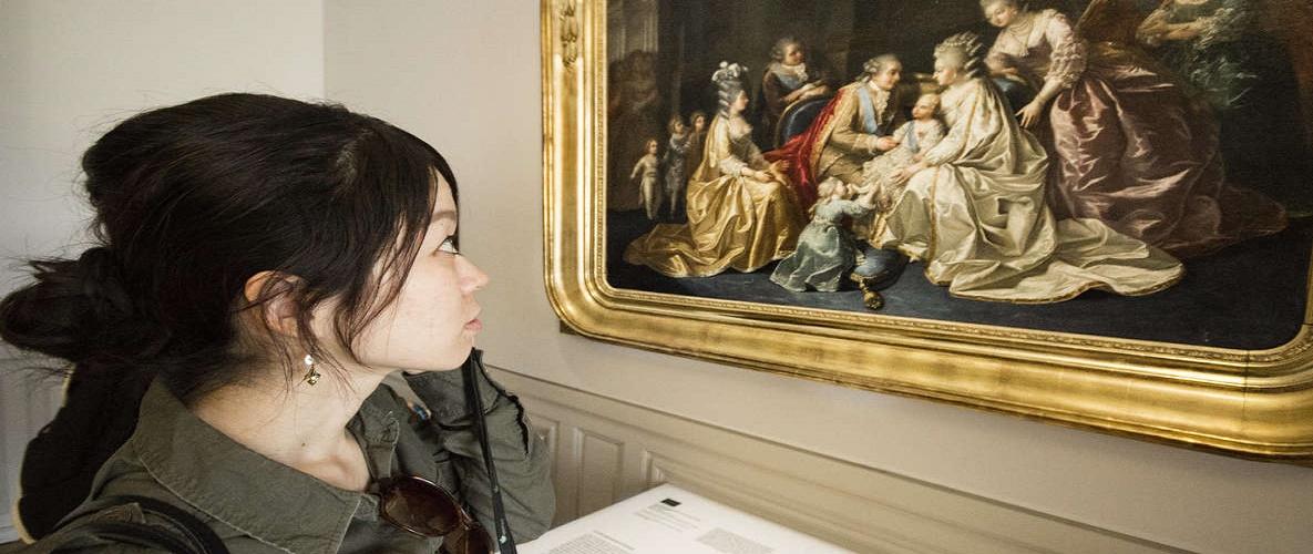paris. 'day trip to 'Versailles