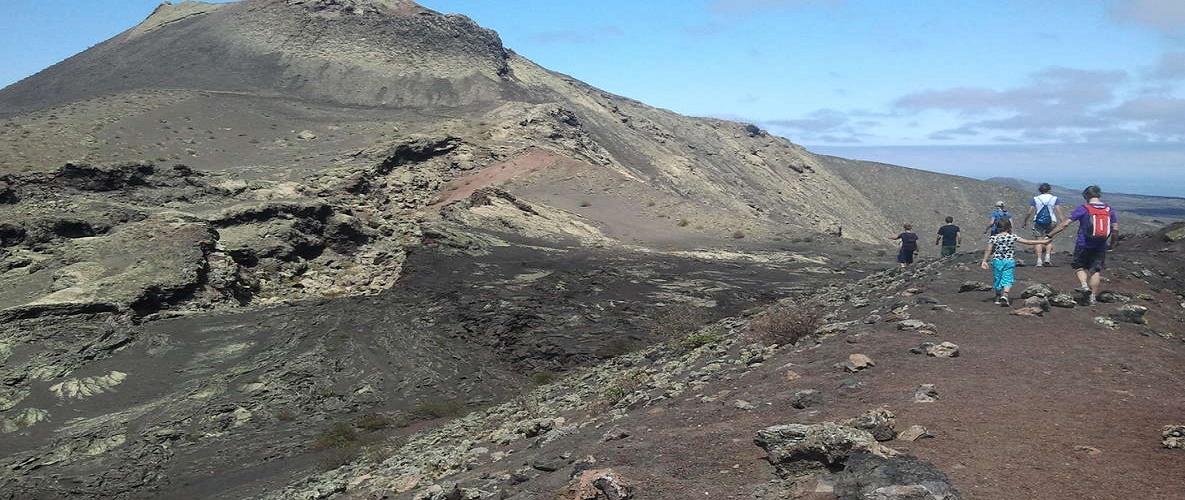 Lanzarote Volcano Hike