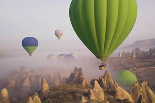 Wonders of Cappadocia - 2 Days Cappadocia Trip from Istanbul