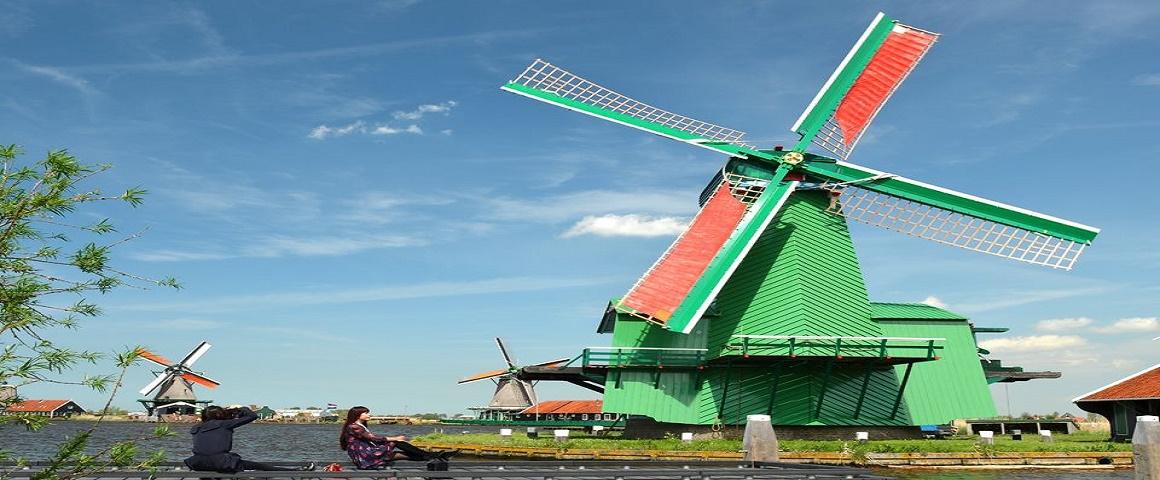 amsterdam. 'day trip to 'Zaanse Schans