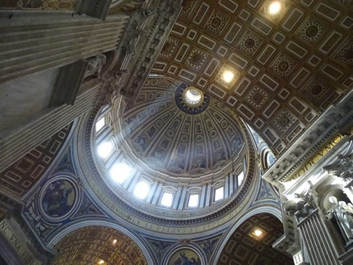 >>Dome of St. Peter's