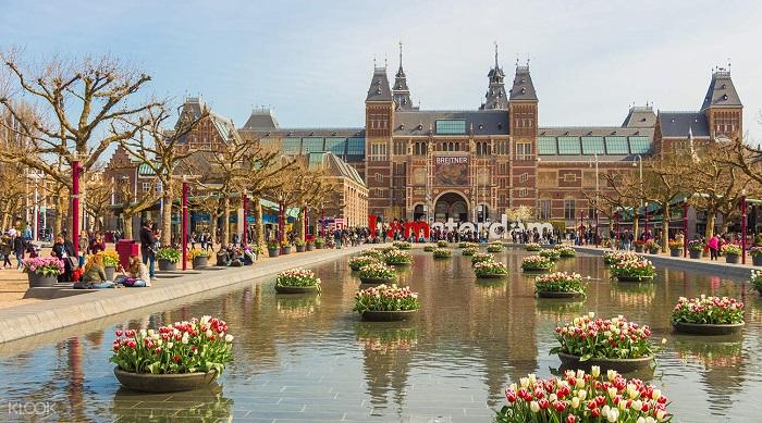 Rijksmuseum ticket