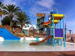 Dino Park Waterpark Playa Blanca