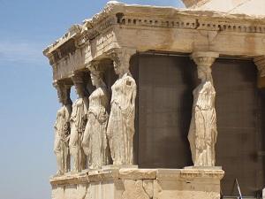 Old Temple of Athena Polias