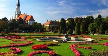 Austria Garden