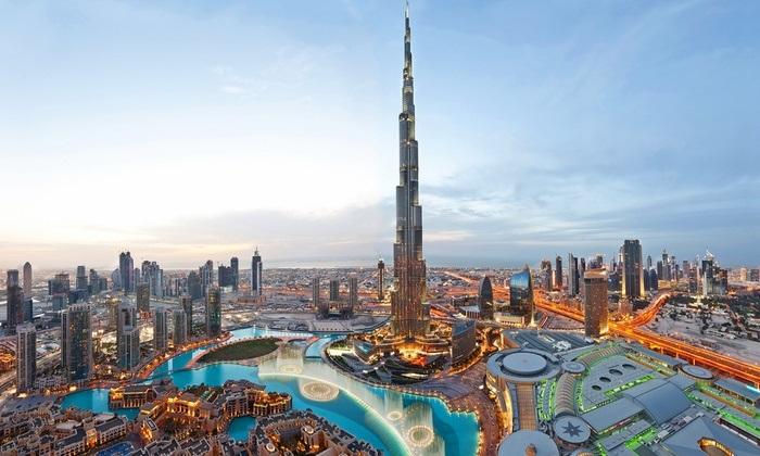 Burj Khalifa Observation Decks