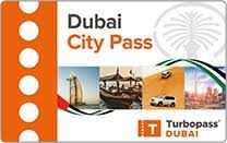 Dubai City Pass (Turbo Pass)