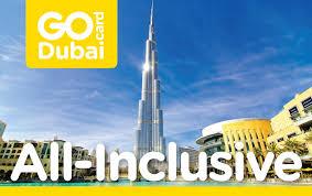 Go Dubai Attractions Pass
