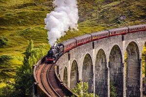 MAGICAL HIGHLANDS TOUR BY STEAM TRAIN