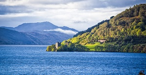 LOCH NESS AND THE HIGHLANDS
