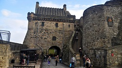 Portcullis Gate and Argyle Tower