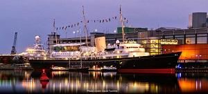 EDINBURGH ROYAL YACHT BRITANNIA TOUR