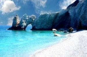 Voidokoilia-Beach